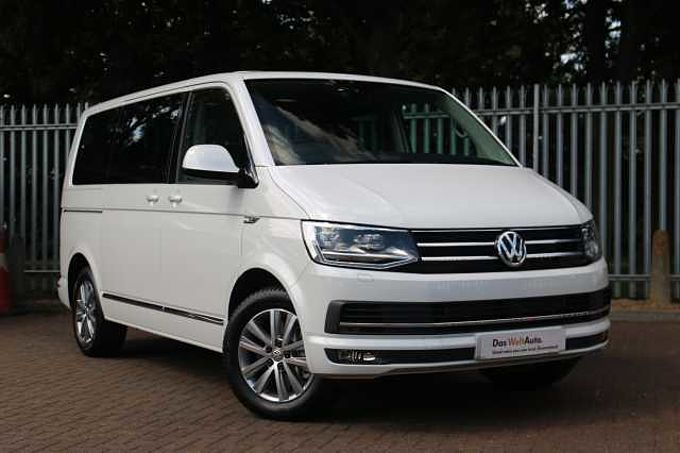 Volkswagen Caravelle Diesel Estate 2.0 TDI BlueMotion Tech 204 Executive 5dr DSG